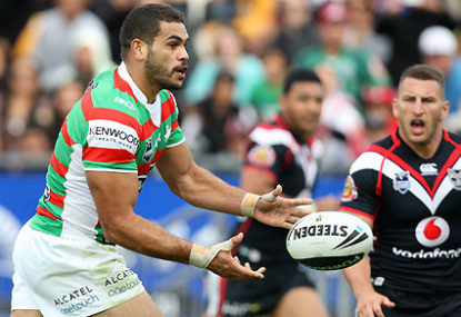 How Greg Inglis became a Maroon