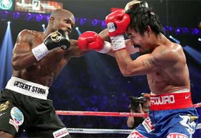Mayweather vs Pacquiao: The drug testing debacle