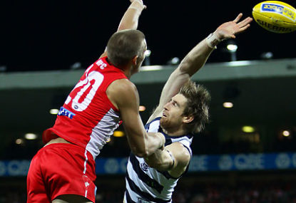 Sydney Swans inch back to glory