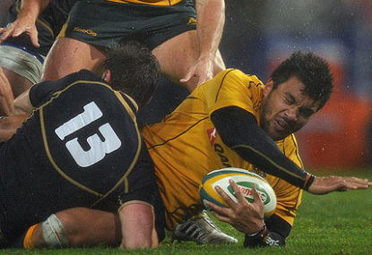 Wallabies must work harder to be number one again