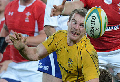 Wallabies combinations fire against Wales