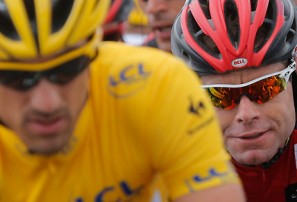 Has Cadel Evans conceded he can't win the Tour De France?