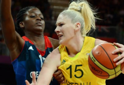 Lauren Jackson speaks on life at the top of women's basketball