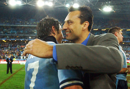 Laurie Daley's NSW campaign already doomed