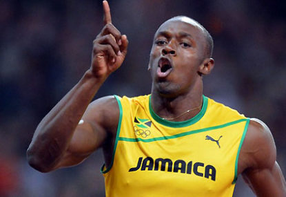 Humans can't bolt much faster than Usain: What science says about the 100m world record