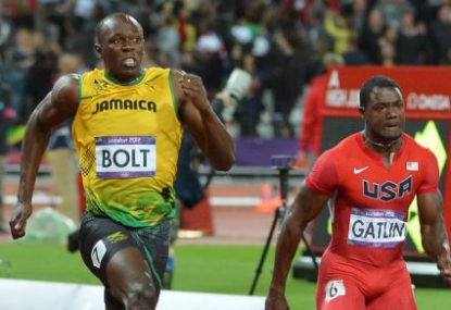 Wise up BBC journos, Bolt versus Gatlin is not a case of 'good versus evil