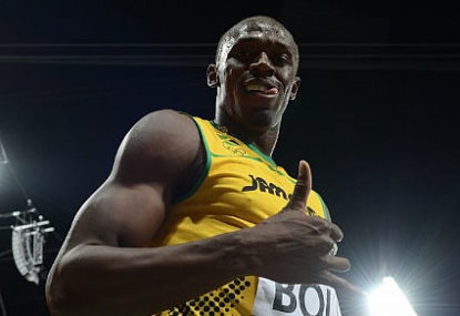 A tribute to Usain Bolt