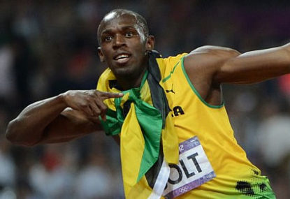 Bolt beaten: Gatlin crashes Jamaican's final 100m party