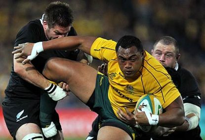All we want from the Wallabies is commitment