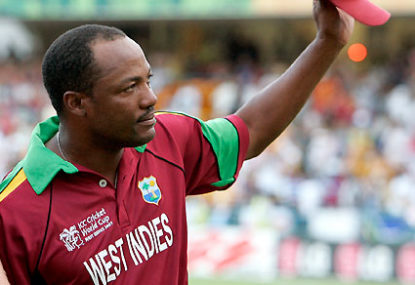 The greatest batsmen of the modern era: #1 Brian Lara