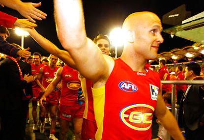 Gary's Gold Coast conquer the Cats