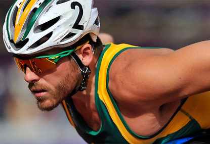 Kurt Fearnley: the most impressive human I've ever met