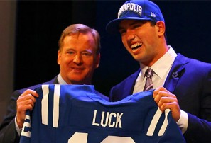 Who will go first in the 2013 NFL draft?