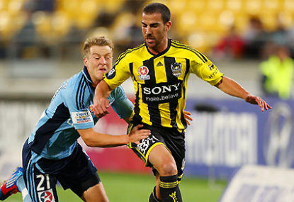Hooray for the return of the A-League