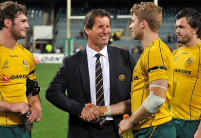 Wallabies take a step in the right direction