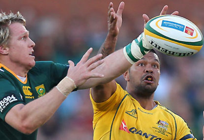 Is Kurtley a long term solution at Number 10?
