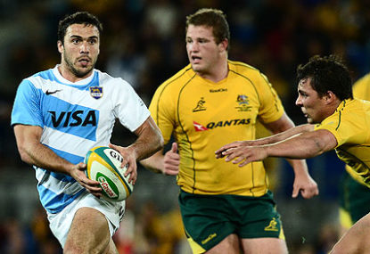 Wallabies to face the Pumas and the passion of their fans