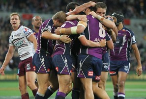 Near perfect Storm shatters Eagles' title defence