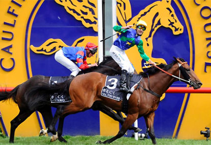 The Caulfield Guineas is losing its lustre