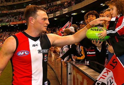 Brendon Goddard: the rules provide; the rules take away