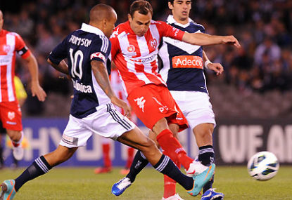 DERBY: Melbourne Heart vs Melbourne Victory - A-League live scores, blog