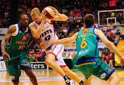 Townsville Crocs on the brink?
