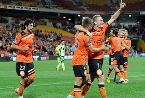 Have Brisbane Roar played themselves into championship form?