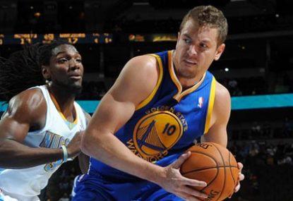 If Bogut plays Warriors an NBA trophy hope