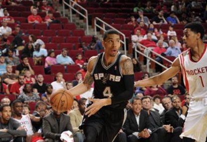 San Antonio Spurs vs Houston Rockets: NBA live scores