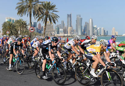 World Champs should be UCI's gift to the people