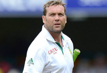 Jacques Kallis' career has been overrated