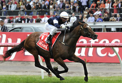 Quarantine marks start of the road to the Melbourne Cup