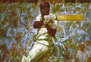 Sir Viv: batting at its most entertaining and brutal best