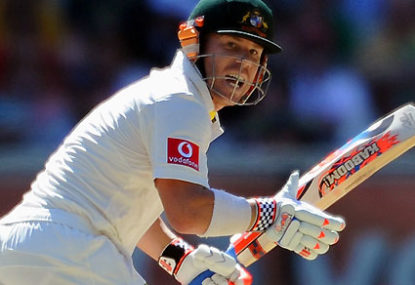 Australia's batsmen put on best performance since Lord's