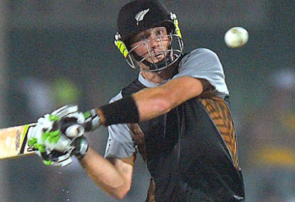 Guptill rivals Gayle, Warner as world's best limited overs opener