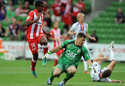 Perth Glory vs Melbourne Heart: A-League live scores, blog