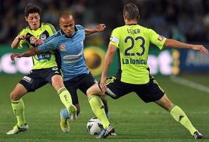Sydney FC vs Melbourne Victory: A-League live scores