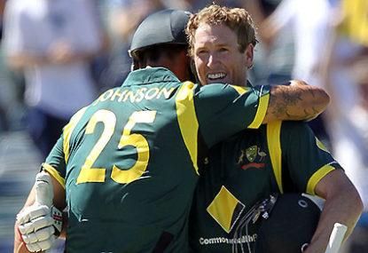Cricket Australia: The sixth batting sense
