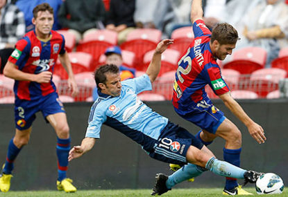 Sydney FC vs Newcastle Jets: 2013/14 A-League live scores, blog