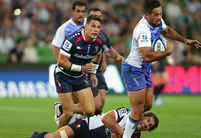 Rebels could be Super Rugby's joker in the pack