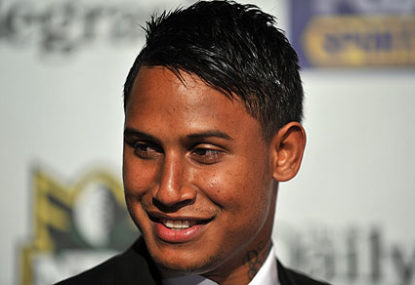 Ben Barba in line for England's Dally M