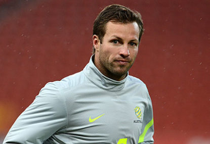 It's not the end for Lucas Neill