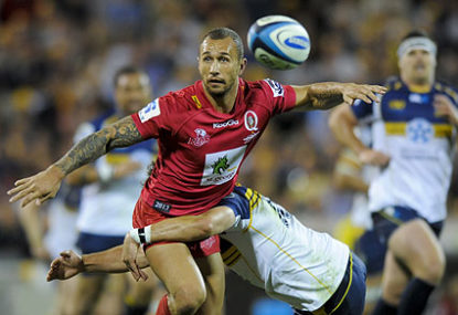 Quade Cooper signs three-year deal with the Queensland Reds