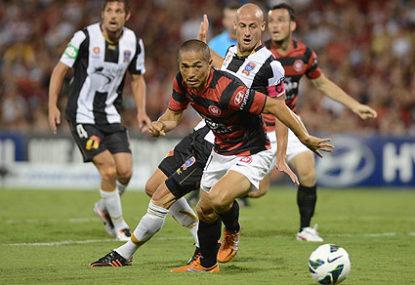 Newcastle Jets vs Western Sydney Wanderers: A-League live scores, blog