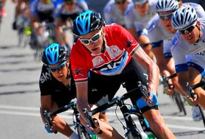 Friends Froome and Porte fast forming a formidable duo at Team Sky