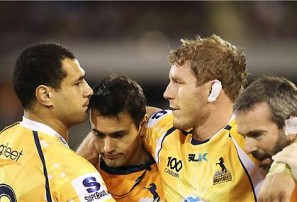 How the Brumbies are using George Smith