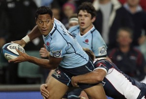 Should Folau tackle the Lions?
