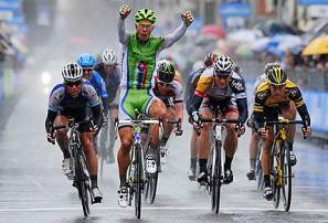 Superb Sagan sends a message at Gent-Wevelgem