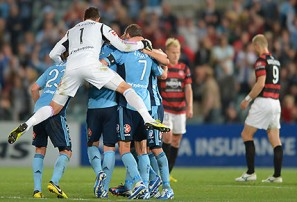 Great Western Divide: how the Wanderers have split Sydney