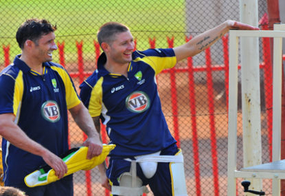 Michael Clarke, you are no longer required for ODIs